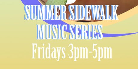 JNSA SUMMER SIDEWALK MUSIC SERIES (FREE) tickets