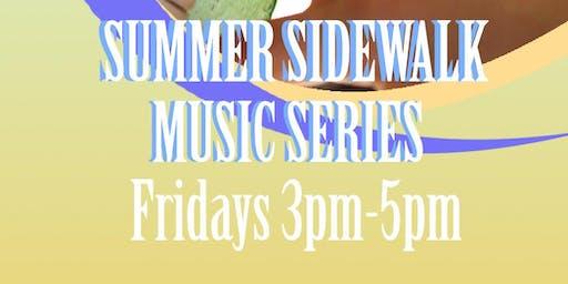 JNSA SUMMER SIDEWALK MUSIC SERIES (FREE)