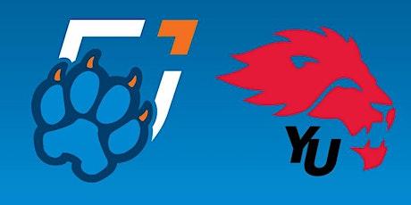 Ontario Tech Women's Hockey vs. York Lions tickets