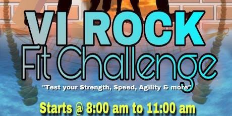 VI Rock Fit Challenge tickets