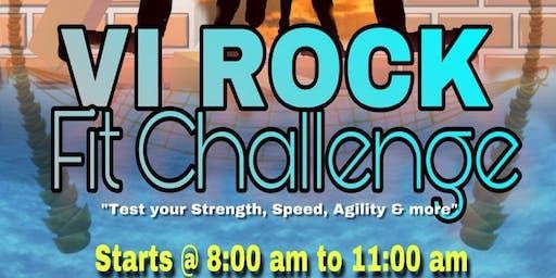 VI Rock Fit Challenge