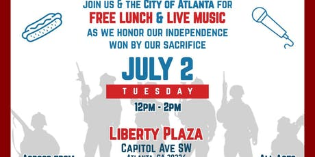 Public and Veterans Invited to Tribute at Liberty Plaza tickets
