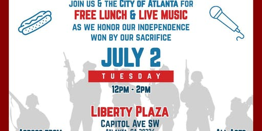Public and Veterans Invited to Tribute at Liberty Plaza