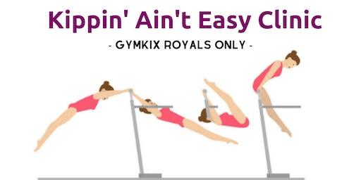 GymKix Royals | Kippin' Ain't Easy (Beginner)