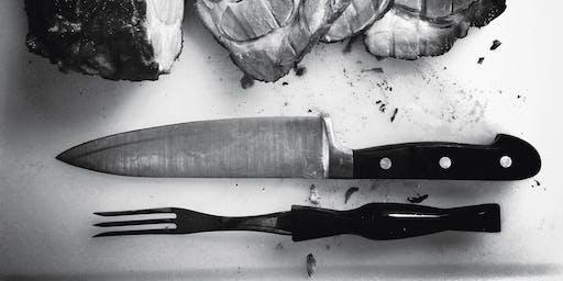 Knife Sharpening 101 - August 18, 2019