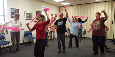 Gentle Dance Exercise for Reproductive Cancer @ JCC Manhattan by Moving for Life