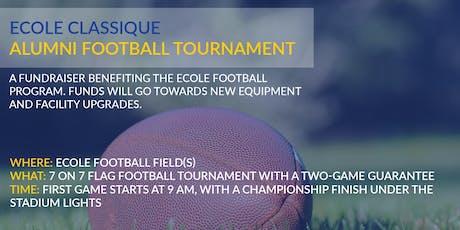 Ecole Classique Alumni Football Tournament tickets