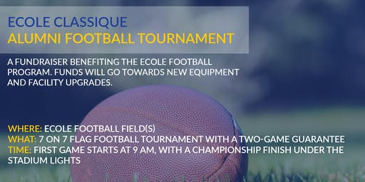Ecole Classique Alumni Football Tournament