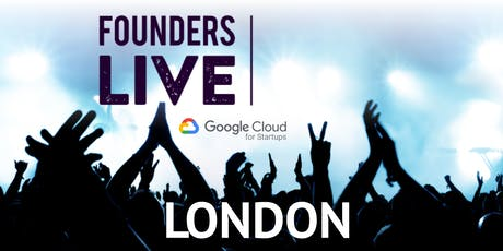 Founders Live London September tickets