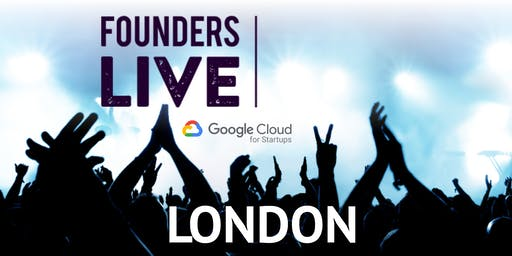 Founders Live London October