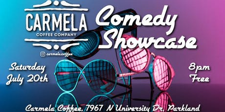 Stand-Up Comedy Showcase | Carmela Coffee tickets