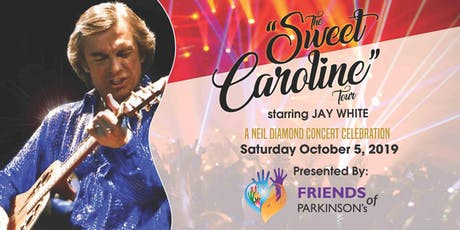 Sweet Caroline Tour (Starring Jay White) tickets