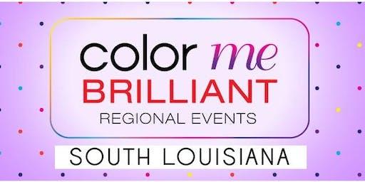 Color Me Brilliant - South Louisiana