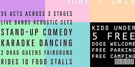 @thefestival Salisbury tickets