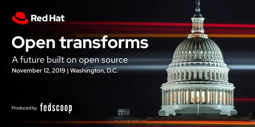 2019 Red Hat Government Symposium