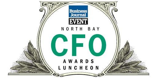 North Bay CFO Awards luncheon