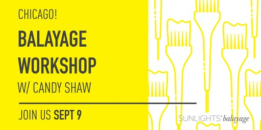 Painting Balayage 2.0! Intensive Hands-On Workshop w/ Candy Shaw!
