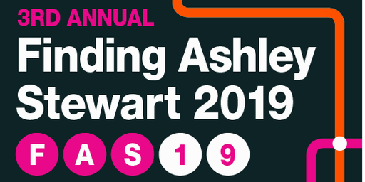 Finding Ashley Stewart 2019 Tour – Atlanta Stop