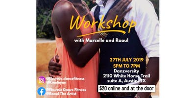 Afro Decale & Eburnie Workshop (Afrobeats)