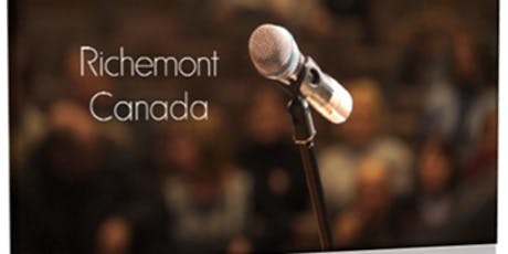 Seize The Day - Canada's First Richemont Talk tickets