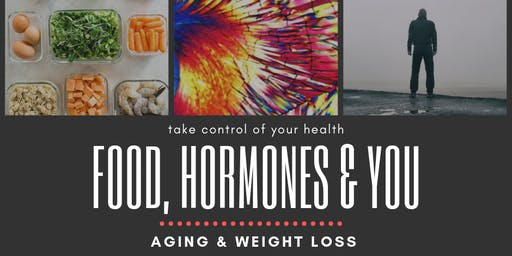Food, Hormones & You--out of balance and burned out!