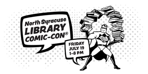 North Syracuse Library Comic-Con