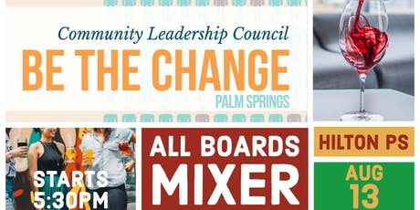 All Boards Reception (Members of Community Leadership Council) tickets