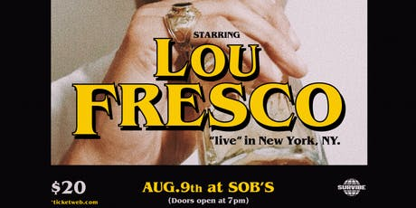 Caribbean Hip Hop Celebration: Lou Fresco tickets