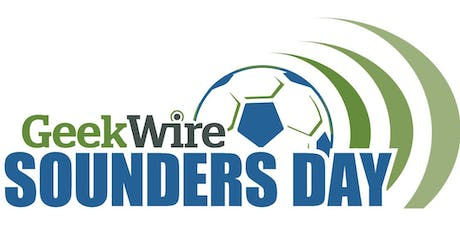 GeekWire Sounders Day 2019, presented by Qualtrics tickets