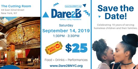 Dare2B's 10th Year Anniversary tickets