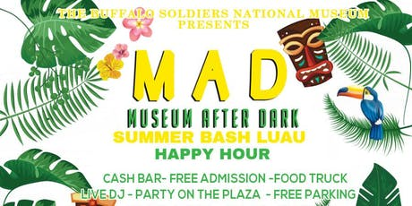 MAD Happy Hour - The Summer Luau Edition (Margarita And Daiquiri )  tickets