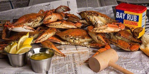 U Matter 2 Radio Crab Feast featuring Live Band and DJ