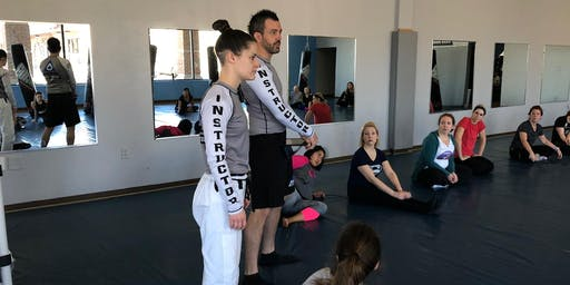 How safe is your Campus? Woman's Back To School Self Defense Training