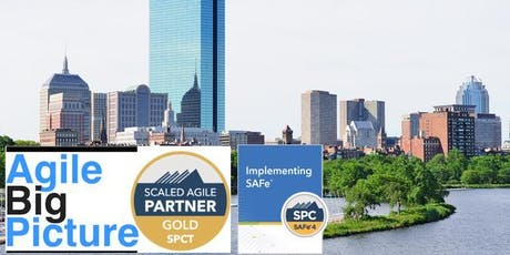 BOSTON AREA - Implementing SAFe® with SPC Certification tickets