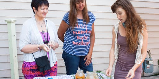 Herb Walk with Herbalist Justene Sweet Stewart