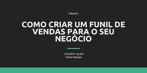 Palestra MKT e Vendas - João Pessoa
