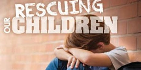 Rescuing the Children - presentation by Alex Newman tickets