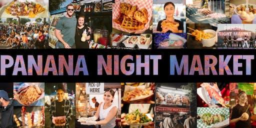 August Panana Night Market