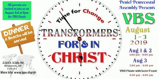 Transformers- Vacation Bible School