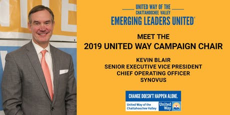 Meet the 2019 United Way Campaign Chair tickets
