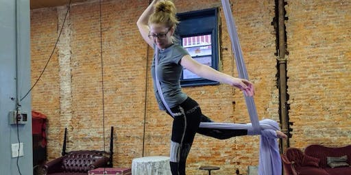 Aerial Silks: Monthly