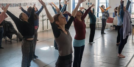 Gentle Dance Exercise for Reproductive Cancer @ JCC Manhattan by Moving for Life tickets