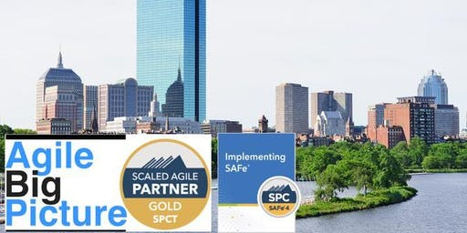 BOSTON AREA - Implementing SAFe® with SPC Certification