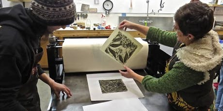 Printmaking Workshop  tickets