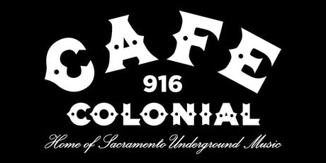 CBGB TRIBUTE SHOW: A Fundraiser for Cafe Colonial tickets