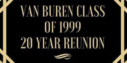 Van Buren Class of 1999 - 20 Year Reunion