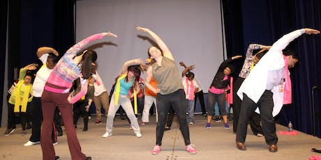 Gentle Dance Exercise for Cancer Recovery @ Kingston Library tickets