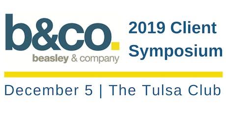 b&co 2019 Client Symposium tickets
