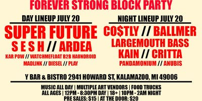 Forever Strong Block Party