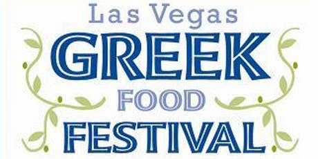 47th Annual Las Vegas Greek Food Festival tickets